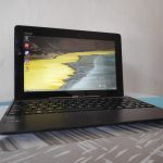 Notebook Hybird 2in1 Asus T100TA Notebook Tablet Slim Touchscreen di Tangerang Selatan